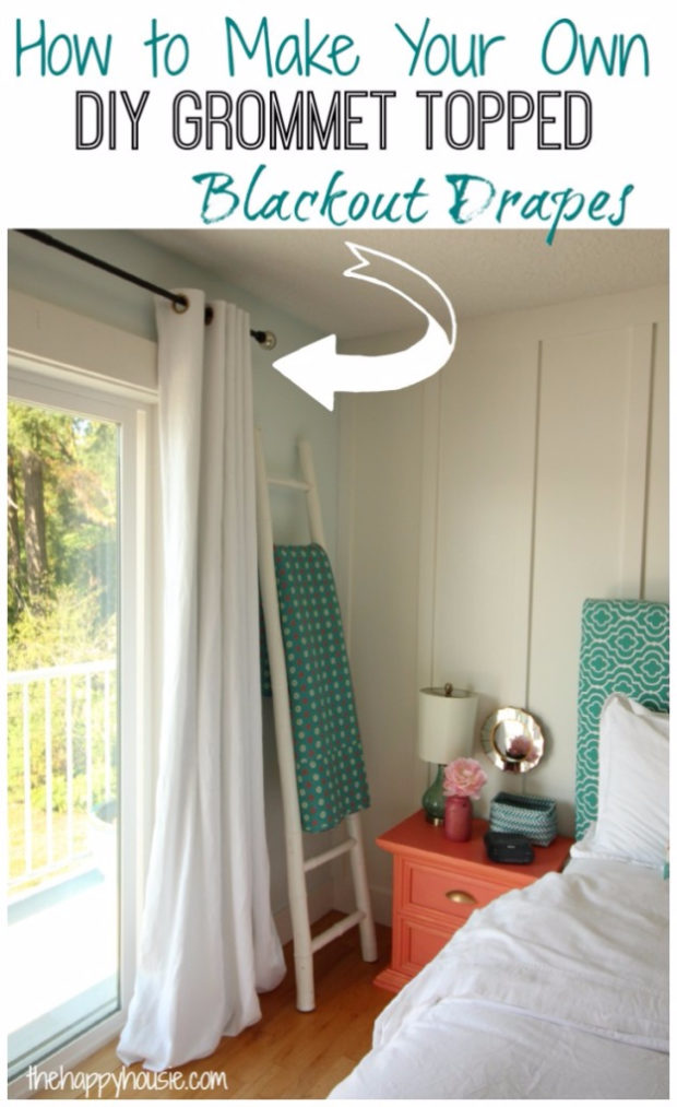 16 Cool, Easy and Cheap DIY Ideas To Dress Up Your Windows (6)