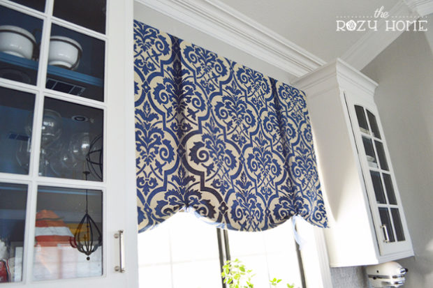 16 Cool, Easy and Cheap DIY Ideas To Dress Up Your Windows (8)