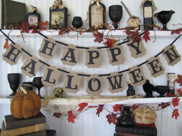 16 Scary And Creative Handmade Halloween Decorations For Your Halloween Party (6)