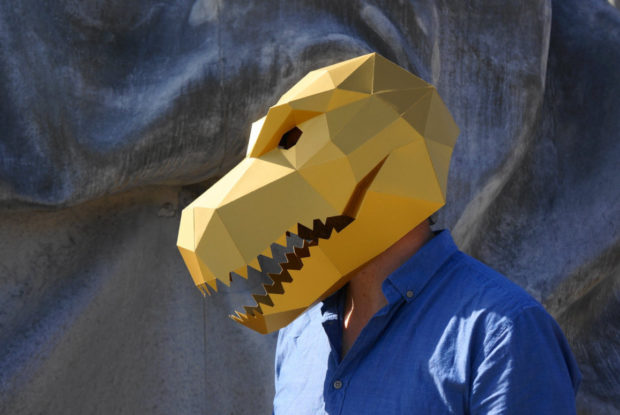 17 Super Scary Halloween Mask Ideas Youre Going To Love