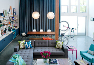 18 Great Ideas for How To Pull Off An Eclectic Look In A Living Room - living room ideas, eclectic style, Eclectic Look In A Living Room, Eclectic Living Room