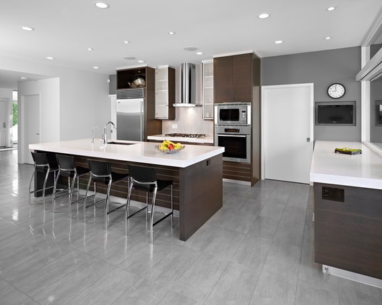 Grey Kitchen Floor 15 stunning grey kitchen floor design ideas - style motivation
