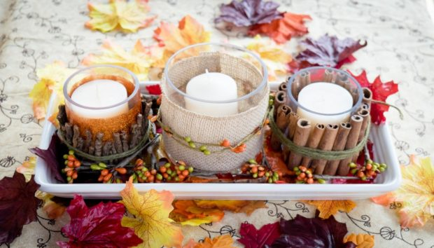 15 Creative and Easy DIY Fall Centerpiece Ideas