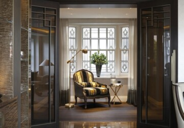 London Living At Its Finest – Kensington - powder room, home decor, hallway, family, entance, drawing room, dinning room, apartment