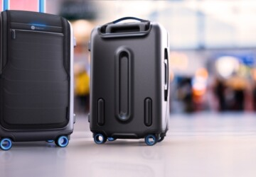 How to Care for Your Suitcase - wheel, travelling, travel, suitcase, overpack, hardware, case, bag