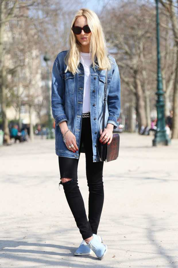 20 Stylish Outfit Ideas with Denim Jacket The Fall Fashion Essential