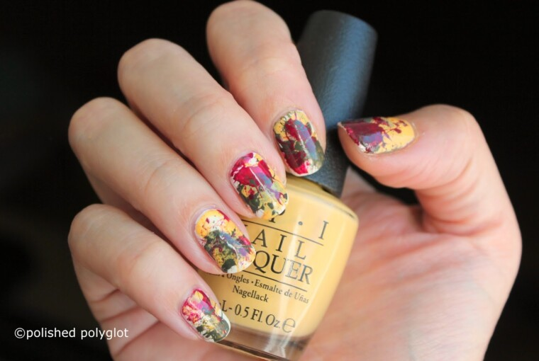 Mix of Red, Yellow and Green for Creative and Fun Nail Art - yellow nail art ideas, Yellow and Green for Creative and Fun Nail Art, Yellow and Green, red nail art, red, Mix of Red, green nail art, creative nail art