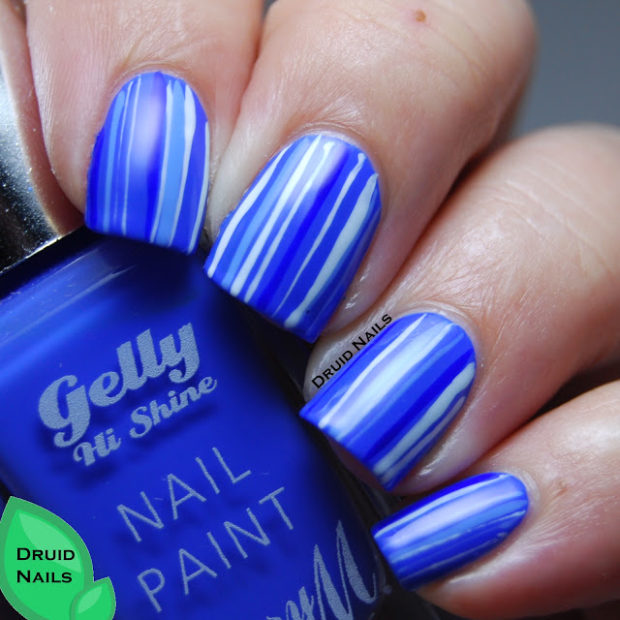 New Gorgeous Ideas by Our Favorite Bloggers to Inspire Your Next Nail Art