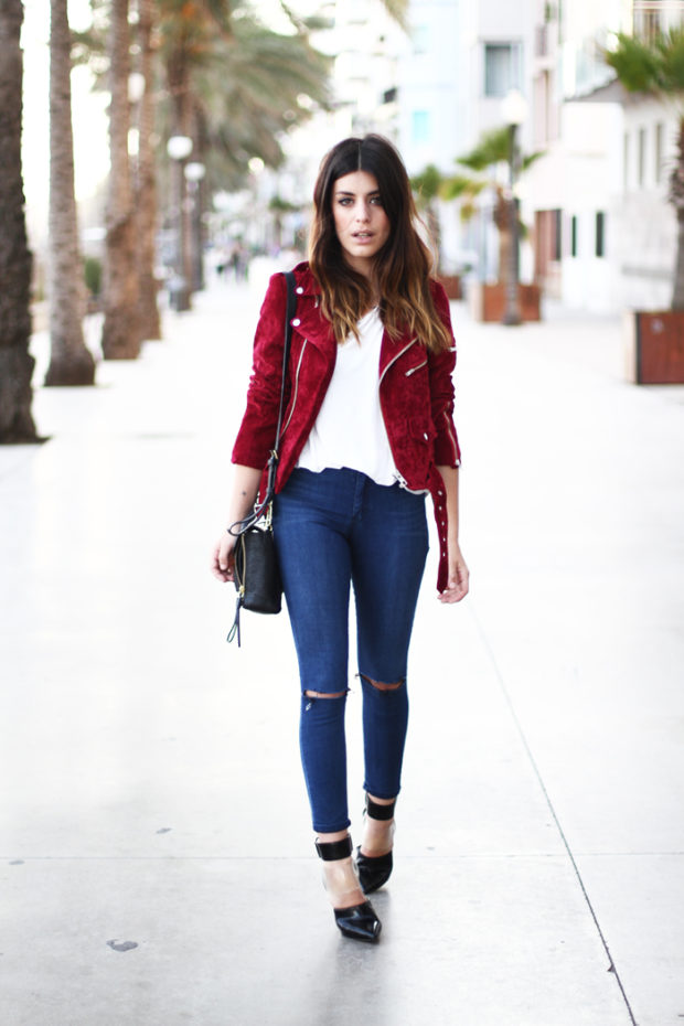 Fall Style Inspiration: 20 Velvet Outfit Ideas