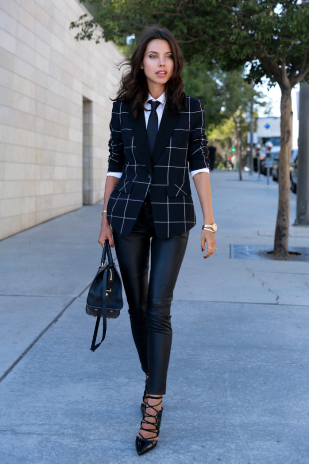 Wear it to Work: 20 Early Fall Outfit Ideas