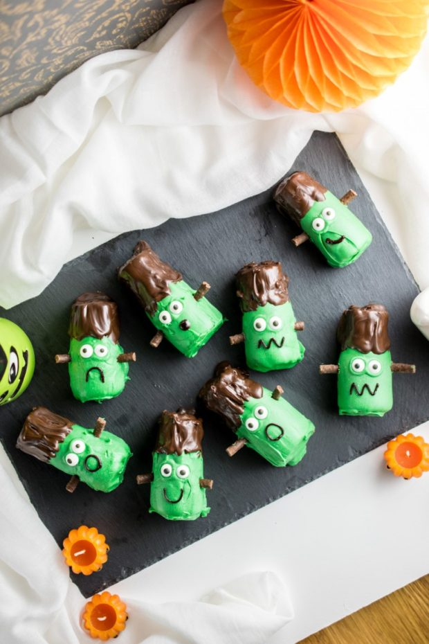 18 Fun and Tasty Halloween Treats Recipes That You Can Actually ...