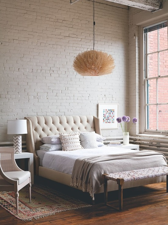 40 Urban LoftStyle Bedroom Design Ideas Style Motivation Beauteous Urban Bedroom