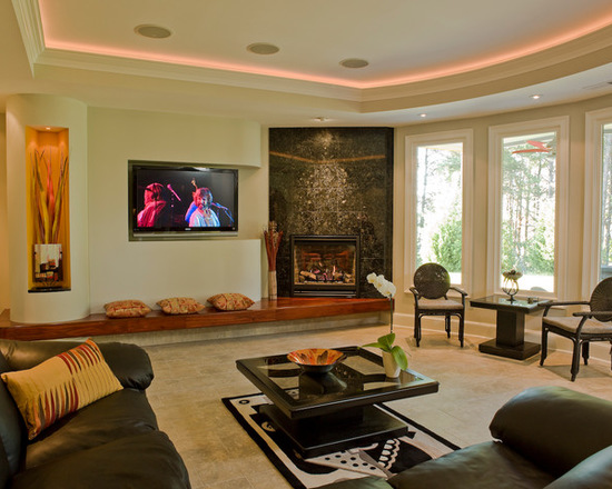 16 Stunning Earth Toned Living Room Design Ideas