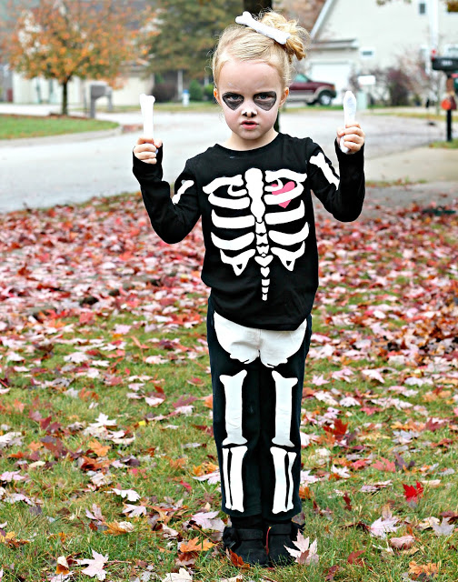 15 Creative Yet Easy DIY Halloween Costumes for Kids