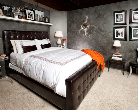 17 Masculine Bedroom Design Ideas