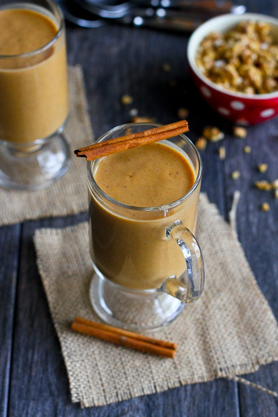 16 Healthy Smoothie Recipes Perfect For Fall