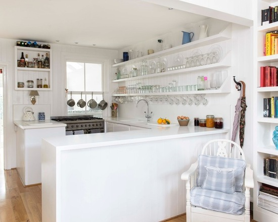 18 Small yet Functional Kitchen Design Ideas