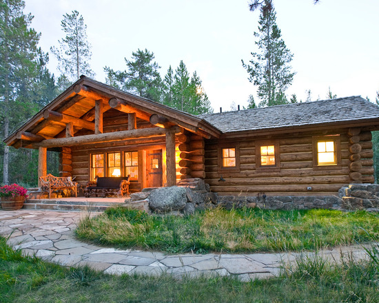 17 lovely small mountain cabin designs ideas - Cabin Design Ideas
