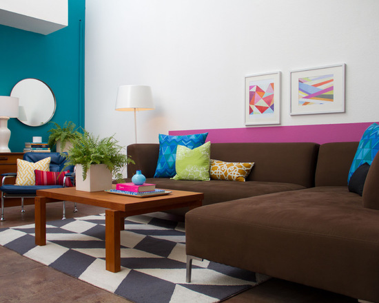 16 Awesome Retro Inspired Living Room Design and Decor Ideas