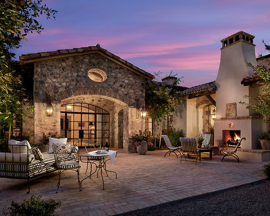 18 Patio Fireplace Design Ideas for Your Outdoor Space