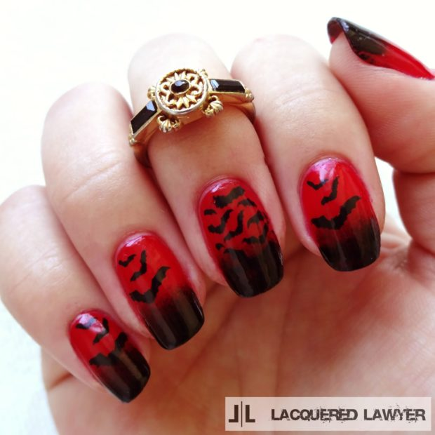 17 Cool Halloween Nail Art Ideas that Will Give You Chills