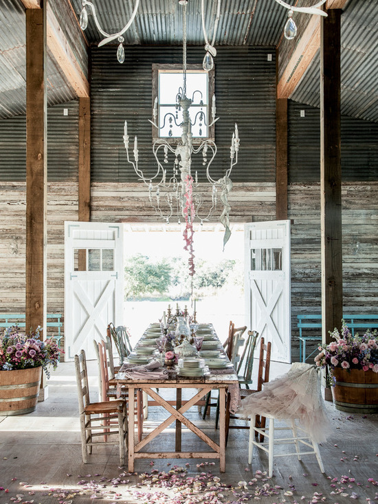 20 Rustic Chic Style Lighting Ideas for Your Home
