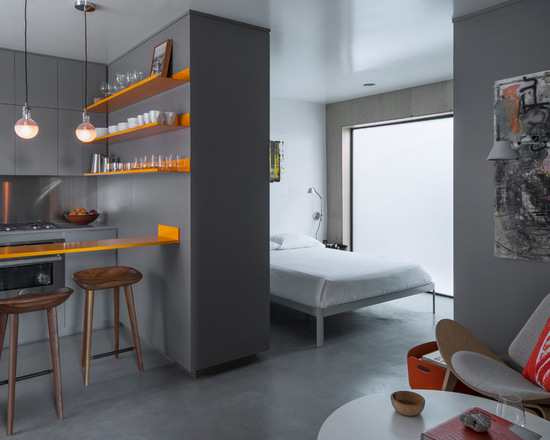 18 Modern Micro Apartments for Living Large in Big Cities