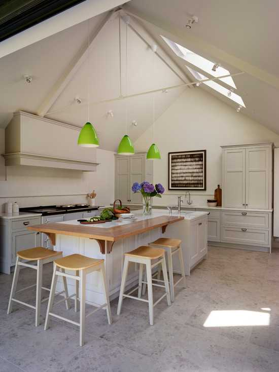 16 Great Design Ideas for Kitchen Islands with Breakfast ...