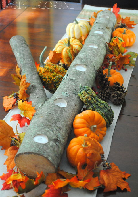 17 Beautiful DIY Thanksgiving Centerpiece Ideas