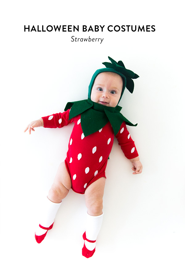 15 creative yet easy diy halloween costumes for kids for Creative toddler halloween costumes