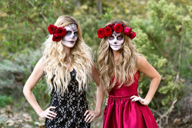 15 Creative DIY Halloween Makeup Ideas