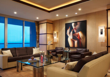 18 Stunning Ceiling Design Ideas to Spice Up Your Living Room - modern ceiling, living room design ideas, Living room, ceiling ideas, Ceiling Design Ideas to Spice Up Your Living Room, Ceiling Design Ideas