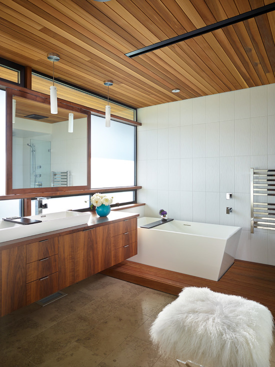 Spa Style Master Bathroom Design Ideas - Style Motivation