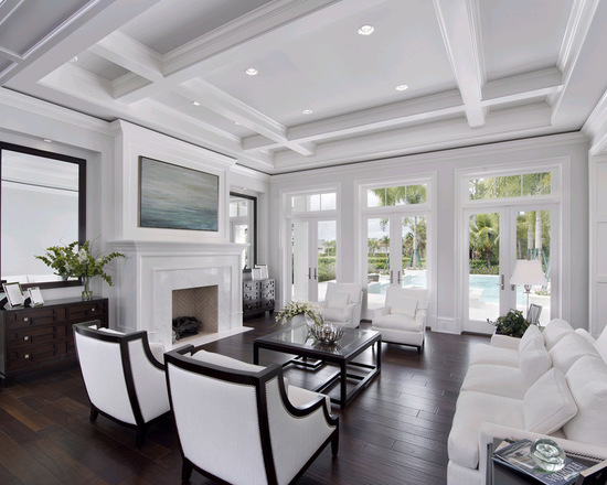 18 Stunning Ceiling Design Ideas to Spice Up Your Living Room