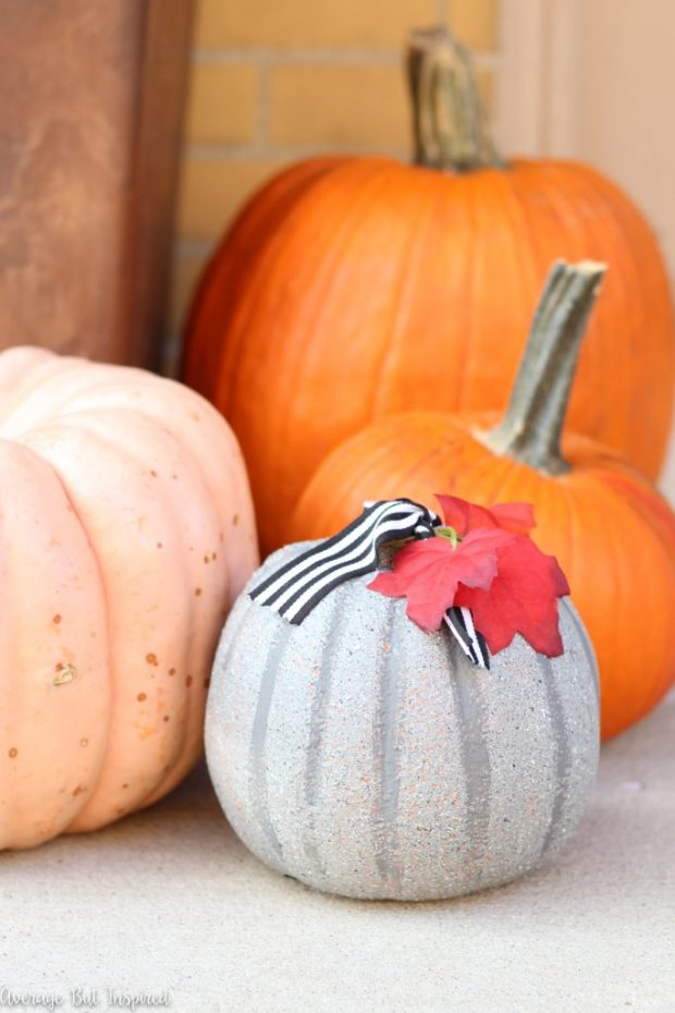 18 Cool DIY Pumpkin Decorating Ideas