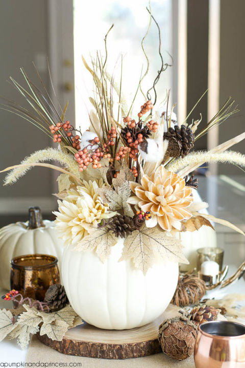 17 beautiful diy thanksgiving centerpiece ideas style