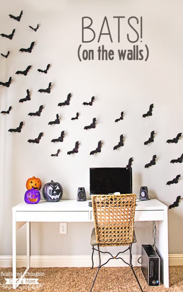 17 Simple and Easy DIY Halloween Decorations