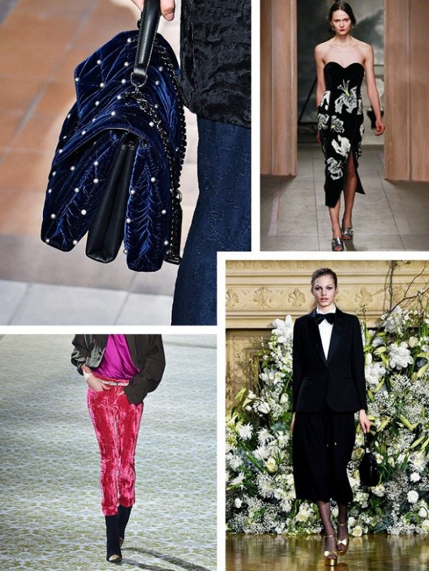 Velvet   A Bold Fall 2016 Fashion Trend