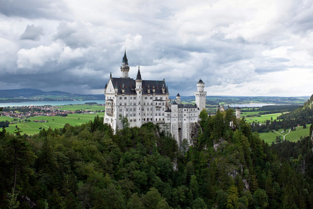 10 Magical, Real Life Destinations That Inspired Disney's Greatest Movies