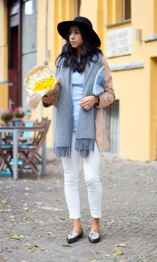 Fall Street Style Trends: 17 Stylish Outfit Ideas to Inspire You(Part 2)