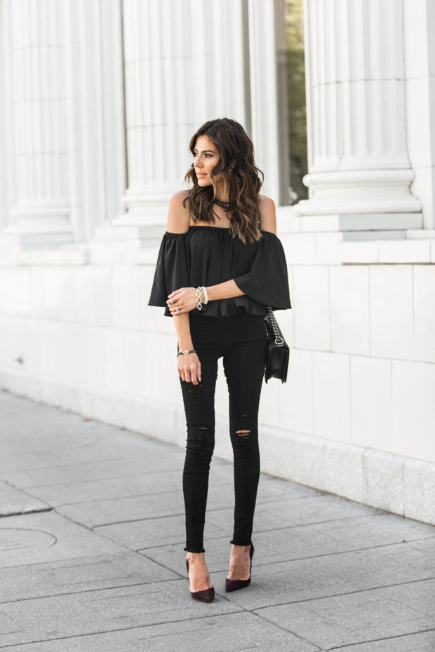 22 Amazing Fall Outfit Ideas by Fashion Blogger Christine from Hello Fashion