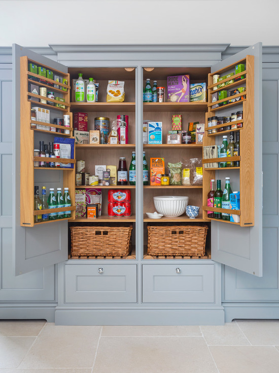 Awesome 18 Well Organized Kitchen Pantry Ideas For Efficient Storage
