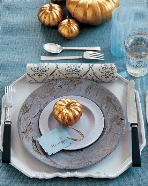 16 Festive and Easy DIY Ideas for Thanksgiving Decorations