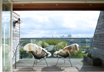 17 Lovely Ideas How Make Your Balcony Perfect Place for Relaxation - Small Balcony, balcony furniture, balcony design ideas, balcony decor, balcony