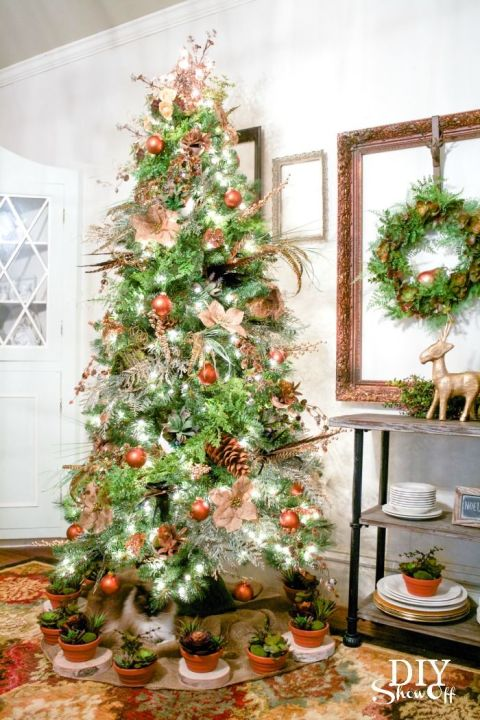 20 Gorgeous Christmas Tree Decorating Ideas for an Unforgettable Holiday