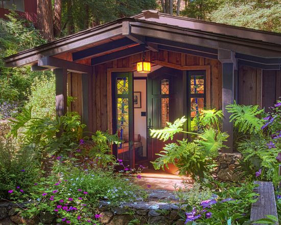 15 Great Shed Design Ideas to Inspire Your Own Garden Escape