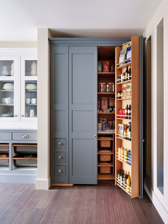 Bon 18 Well Organized Kitchen Pantry Ideas For Efficient Storage