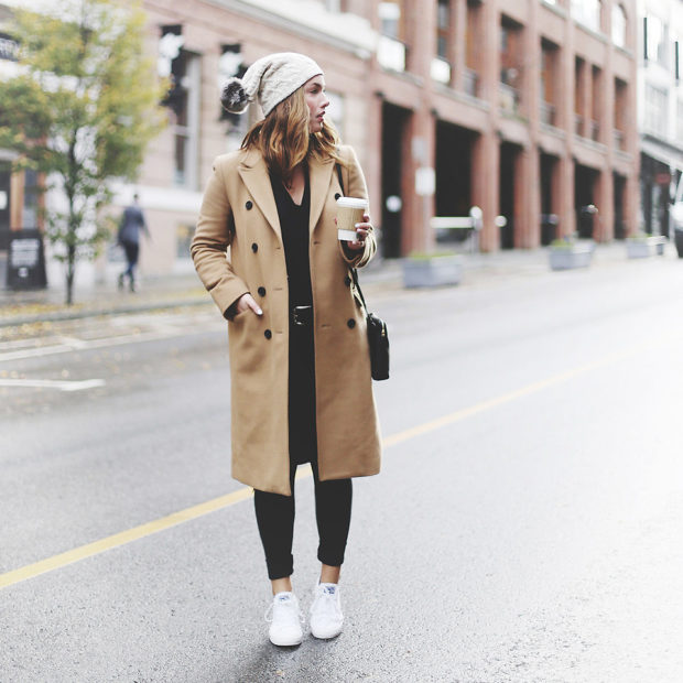 17 Lovely Outfits that Prove You Need a Camel Coat