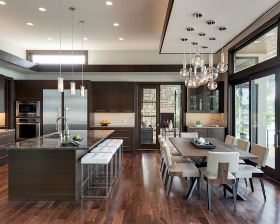 20 Amazing Large Kitchen Design Ideas