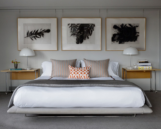 17 Inspiring Ideas For The Wall Art Above Your Bed Style